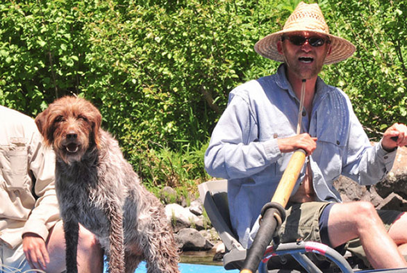 أشخاص يشبهون كلابهم فى 20 صورة طبيعية Dog13