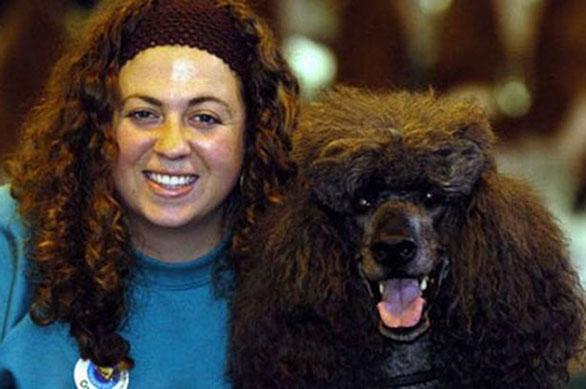 أشخاص يشبهون كلابهم فى 20 صورة طبيعية Dog17