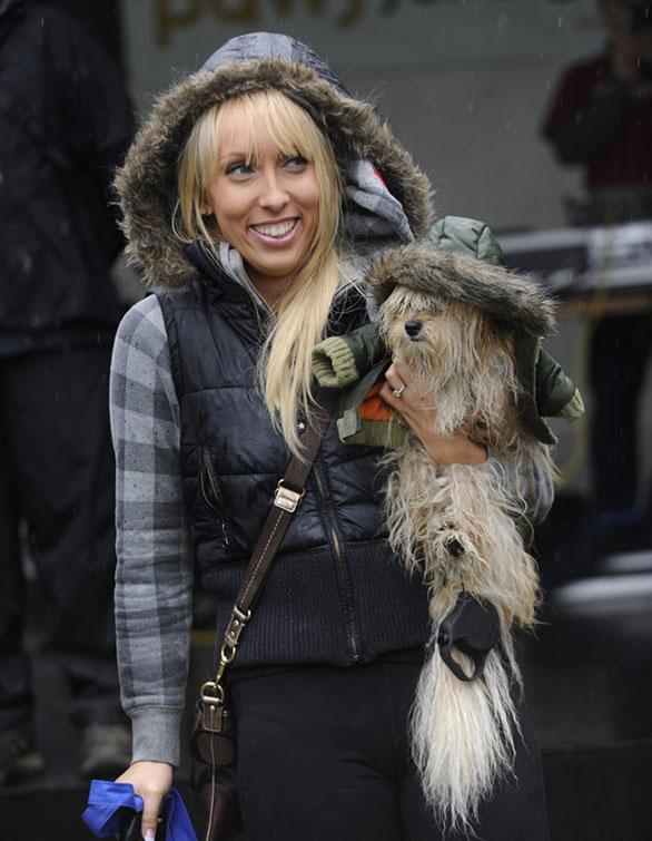 أشخاص يشبهون كلابهم فى 20 صورة طبيعية Dog5