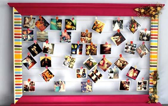 أفكار جديدة لتزيين المنزل باللوحات والصور 6