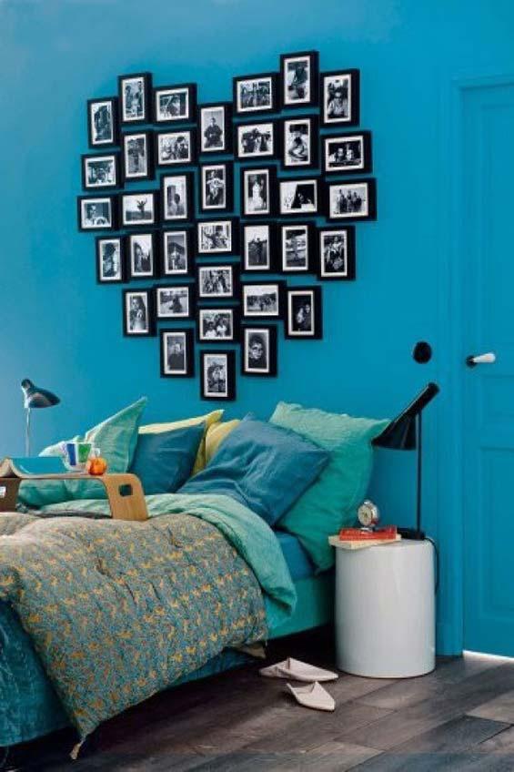 أفكار جديدة لتزيين المنزل باللوحات والصور F51